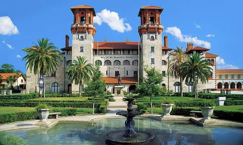 Museus em Saint Augustine na Flórida: Lightner Museum St. Augustine