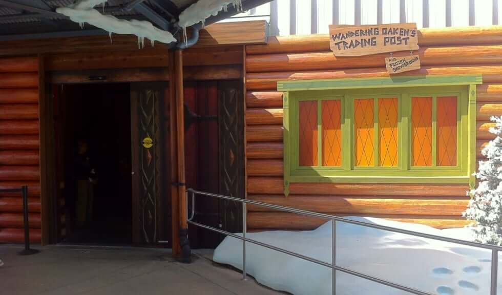 Loja Wandering Oaken's Trading Post na Disney Orlando