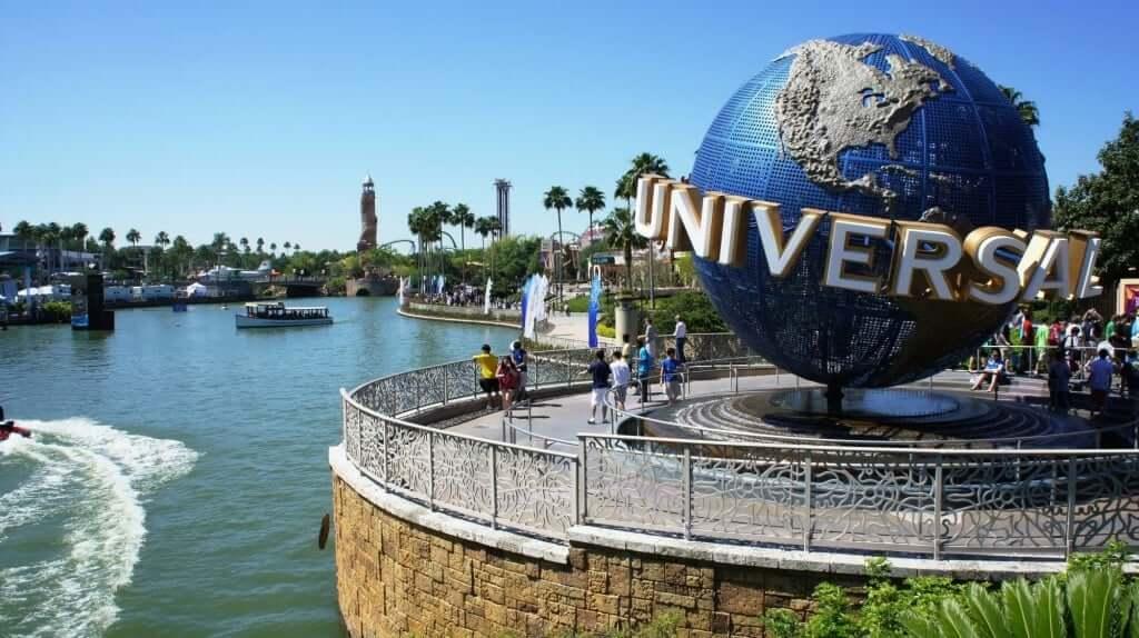 Universal em Orlando