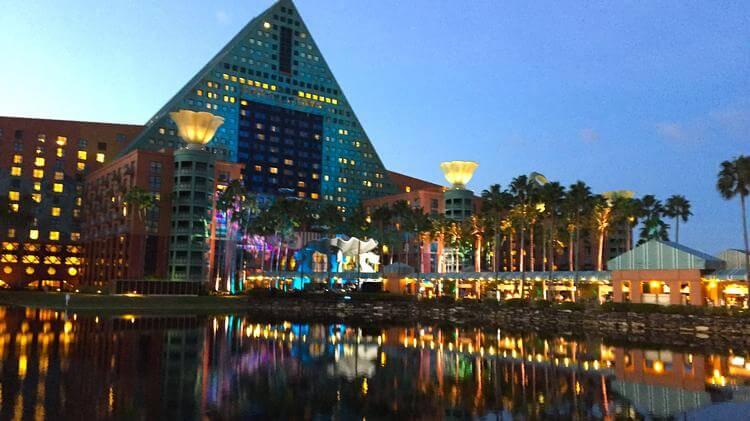 7 atrações noturnasno Walt Disney World Orlando: Disney's Boardwalk