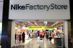 Onde comprar roupas de ginástica e academia em Orlando: Nike Factory Store