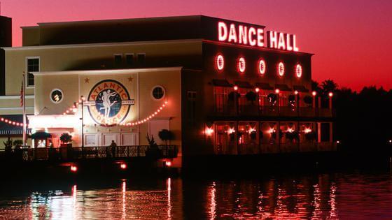 Discoteca Atlantic Dance Hall na Disney Orlando