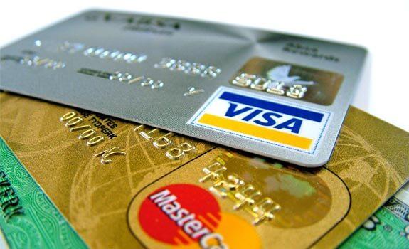 Cartão de crédito em Orlando