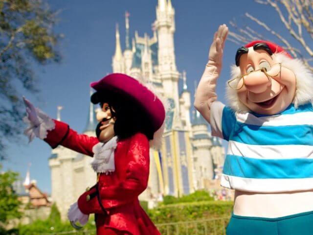 Character Palooza e o encontro com personagens na Disney Orlando