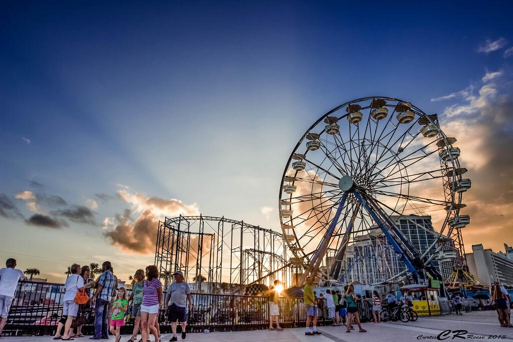 Remessas internacionais para os Estados Unidos: Daytona Beach