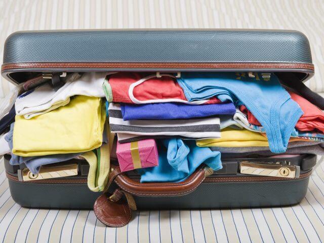 Peso e quantas malas levar para Orlando