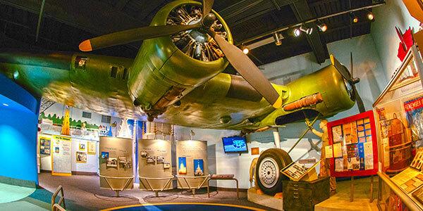 Museu Orange County History Center em Orlando