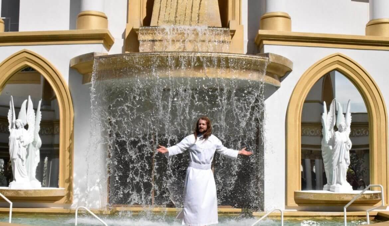 Parque Holy Land Experience em Orlando