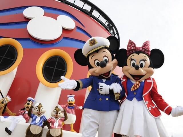 Cruzeiro Disney Wonder