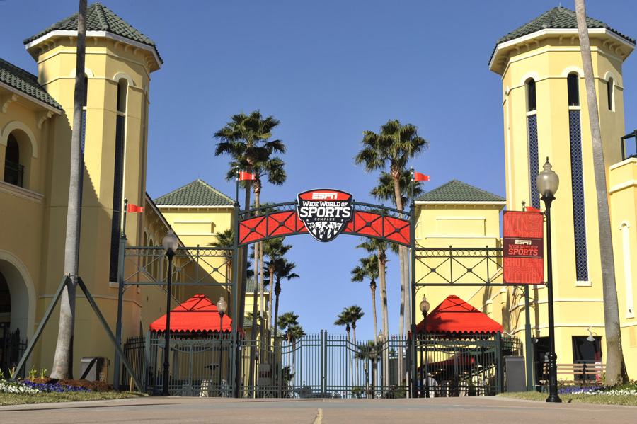 Disney Orlando para adolescentes: parque ESPN Wide World of Sports