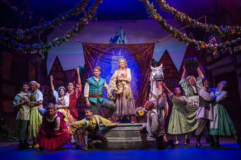 Cruzeiro Disney Magic: Tangled - The Musical