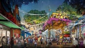 Novidades na Disney e Orlando em 2016: Disney Springs