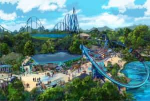 Novidades na Disney e Orlando em 2016: Mako