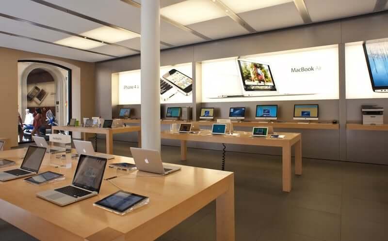 Altamonte Mall Shopping em Orlando: loja da Apple