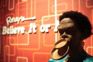 Museu Ripley's Believe It or Not em Orlando: objetos inusitados