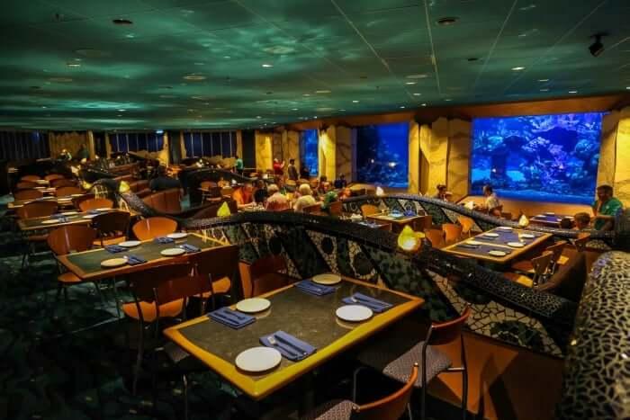 Parque Epcot da Disney Orlando: Coral Reef