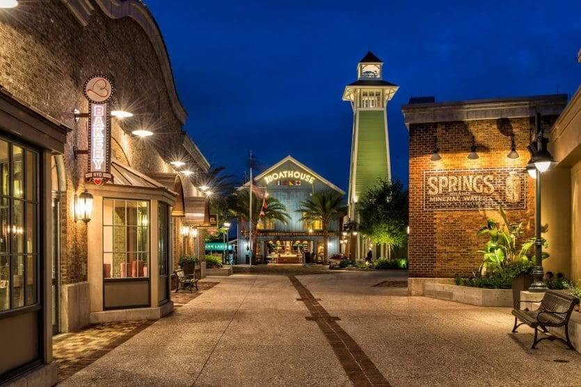 Disney Orlando para adolescentes: Disney Springs