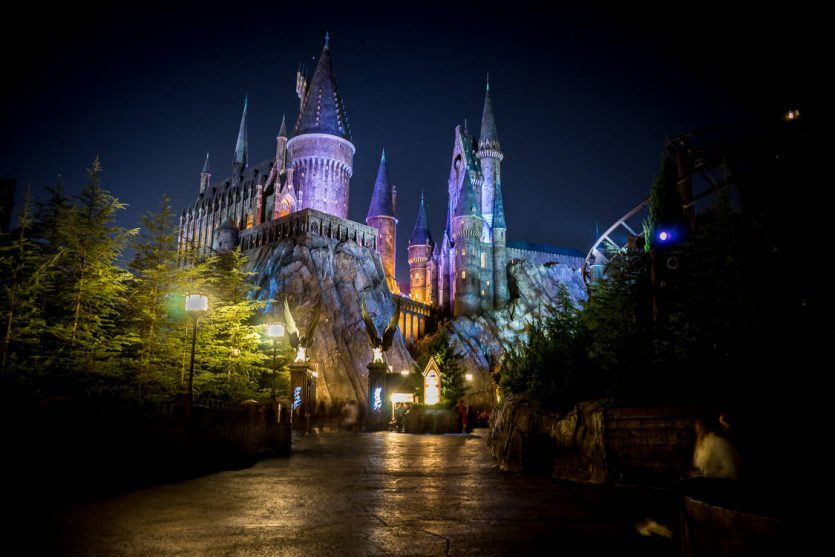 Roteiro de 2 dias em Orlando: Harry Potter and the Forbidden Journey