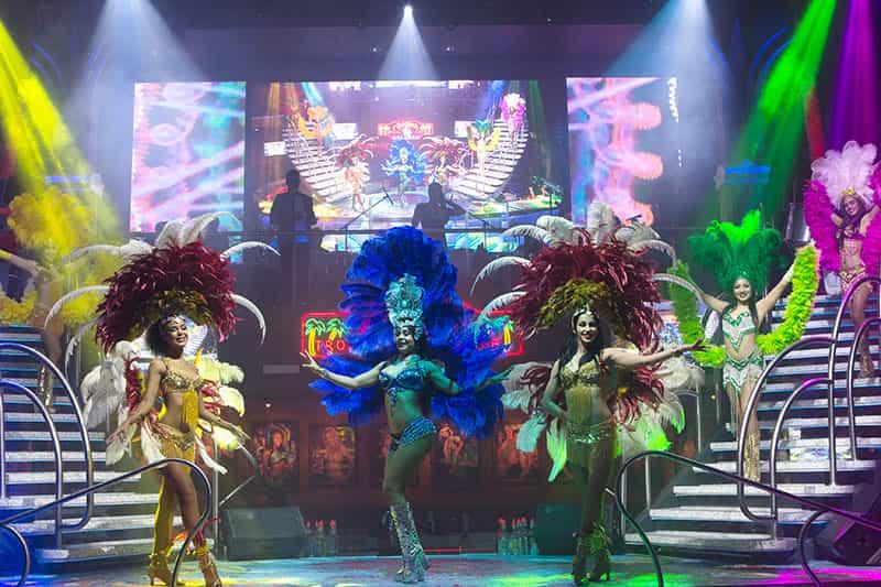 7 bares, baladas e diversão na International Drive Orlando: Mango's Tropical Cafe