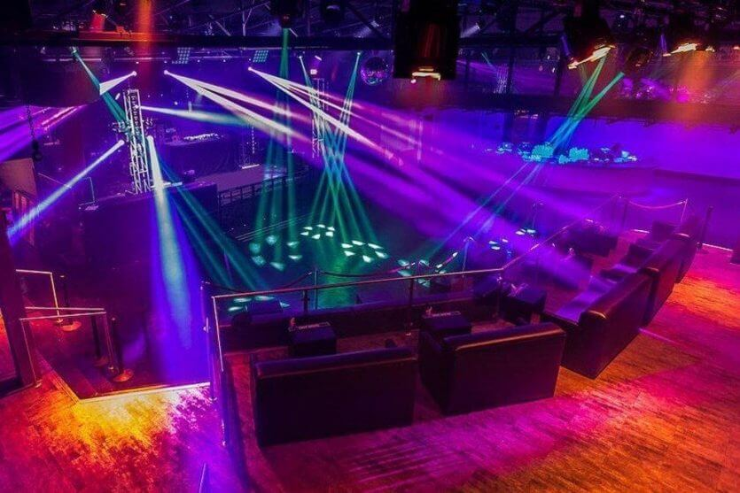 Balada Venue 578 em Orlando