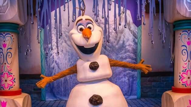 Conheça tudo do Frozen na Disney Orlando 2