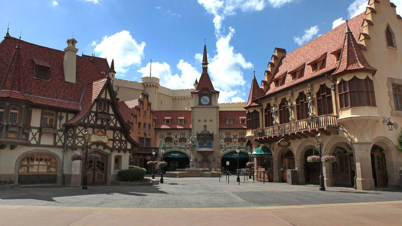 Roteiro 7 dias em Orlando: Disney Epcot - Pavilhão da Alemanha