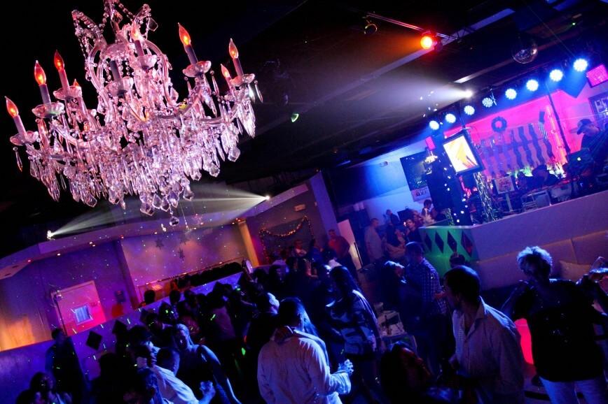 Bar de gelo IceBar em Orlando: Fire Lounge