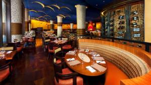 Restaurantes românticos em Orlando: Jiko