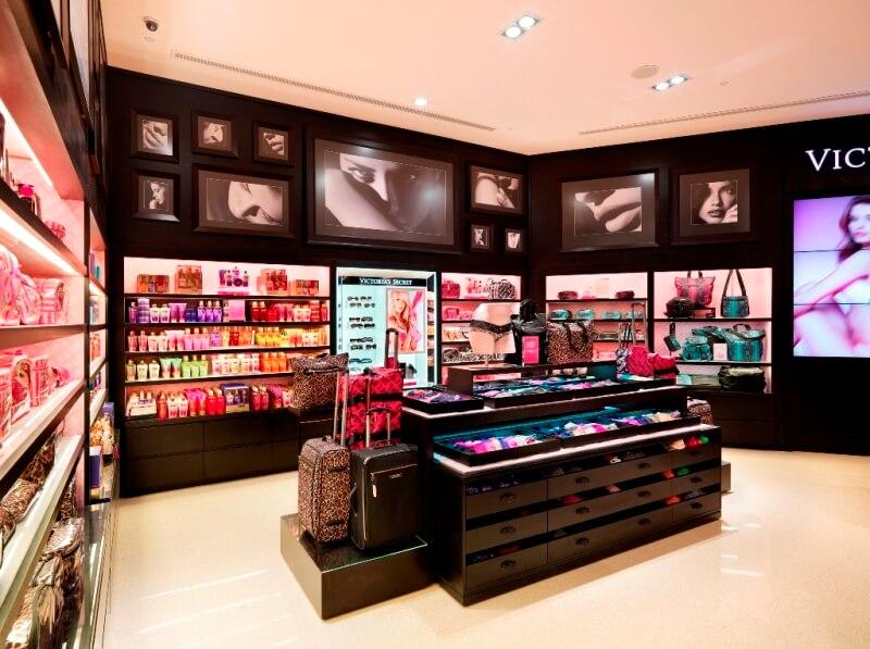 Lojas Victoria's Secret em Orlando: cosméticos