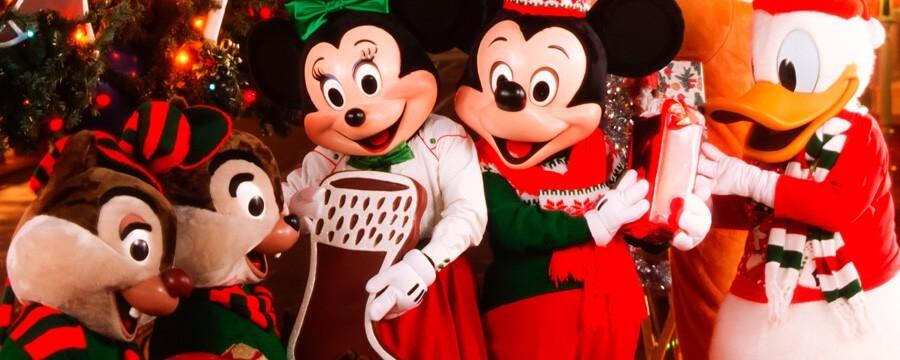 Natal e Ano Novo na Disney em Orlando