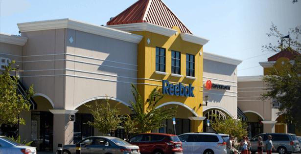 Outlet The Lake Buena Vista Factory Stores Orlando: loja Reebok