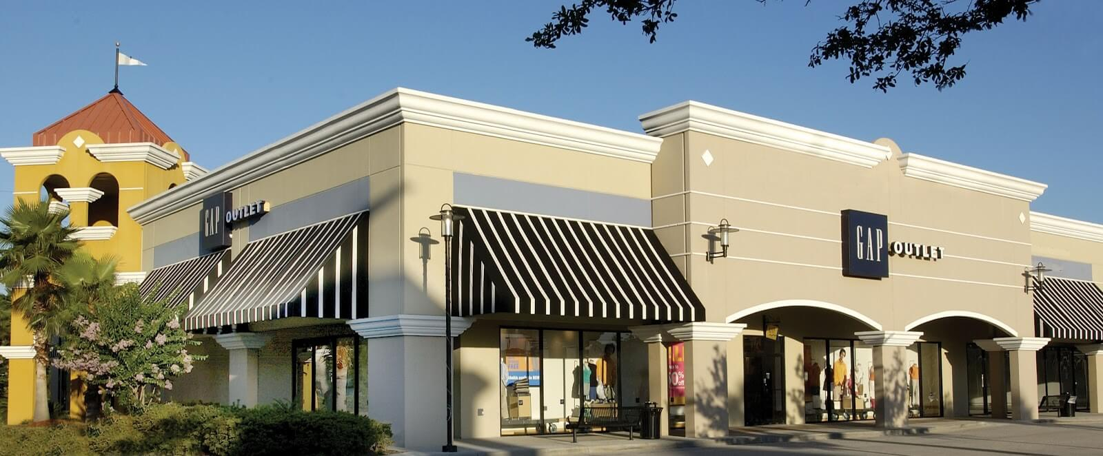 Outlet Lake Buena Vista Factory Stores em Orlando