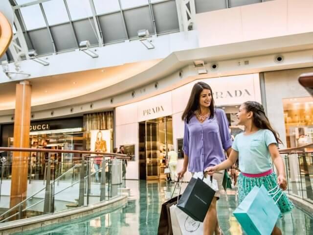 Shopping Fashion Square em Orlando