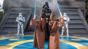 Star Wars na Disney Orlando:A Galaxy Far, Far Away