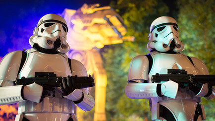 Star Wars na Disney Orlando