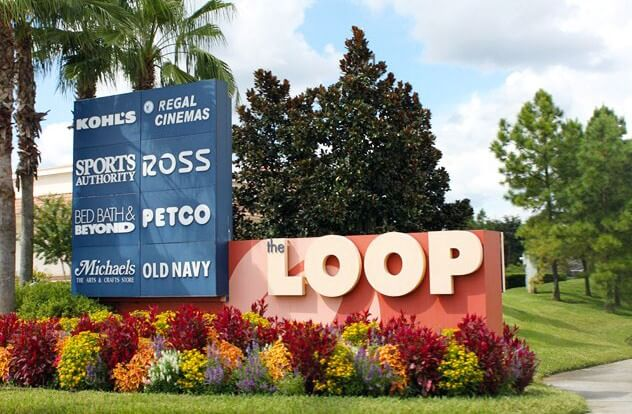 Outlets The Loop e The Loop West Kissimmee