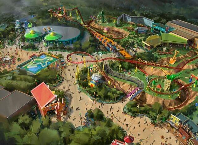 Endereços dos parques de Orlando