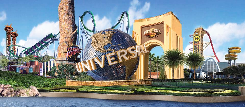 Shows, paradas e apresentações no parque Universal Studios em Orlando