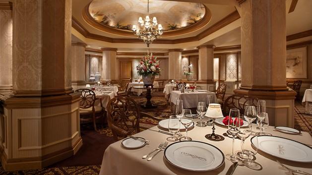 Restaurantes românticos em Orlando 4