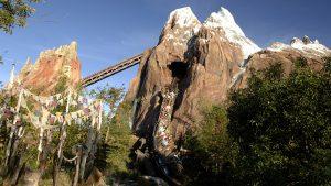 Expedition Everestno parque Animal Kingdom da Disney Orlando