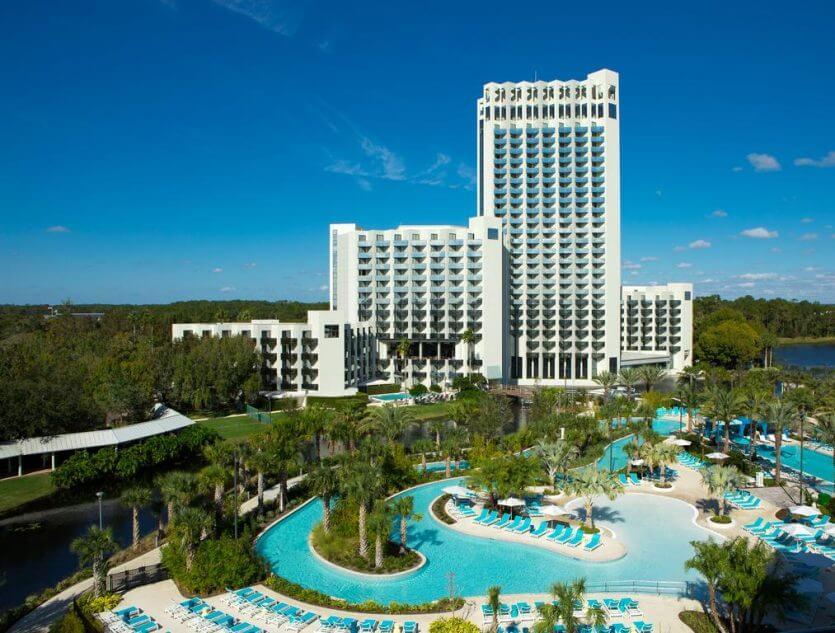 7 hotéis de luxo em Orlando: Buena Vista Palace Hotel e Spa