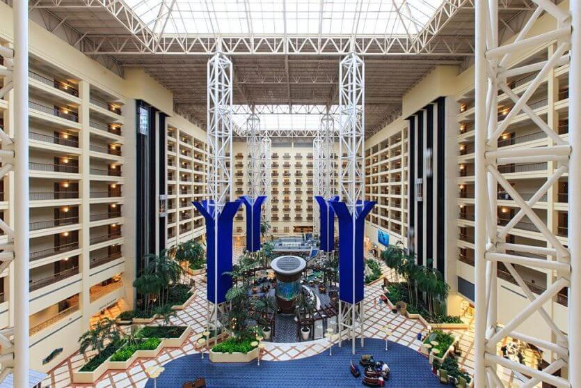 7 hotéis de luxo em Orlando: Renaissance Orlando at SeaWorld