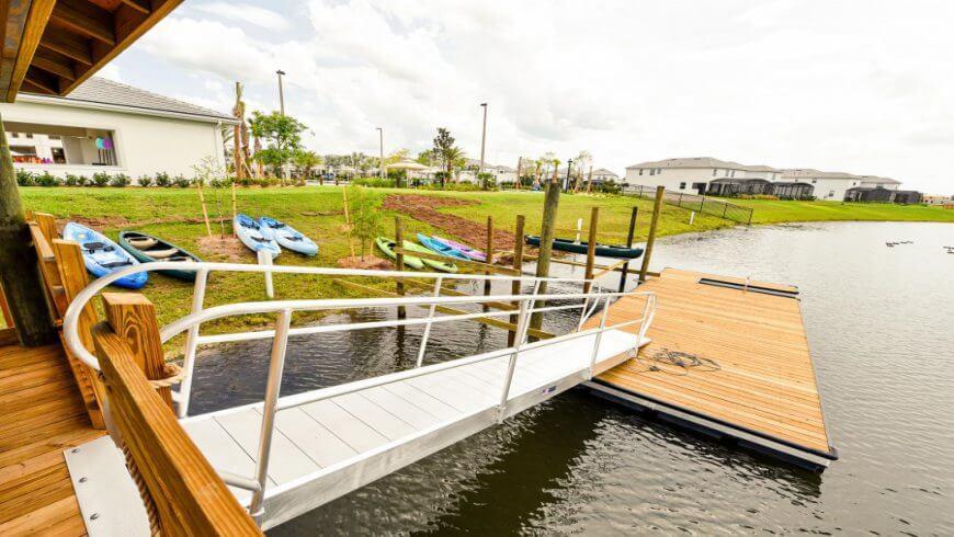 Condomínio de casas Storey Lake Resort - lazer