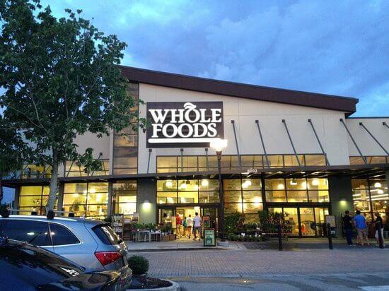 Supermercado natural Whole Foods em Orlando 2