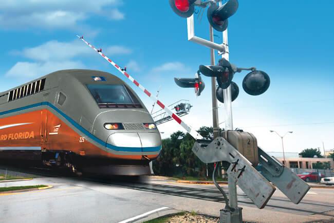 Trem que ligará Orlando e Miami em duas horas e meia 1