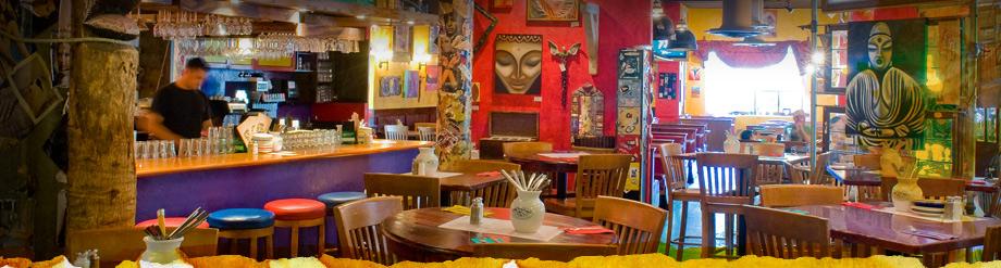 7 restaurantes para a família em Orlando: Café Tu Tu Tango