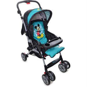 Carrinho de bebê nos parques de Orlando: carrinho de bebê Mickey