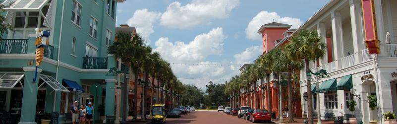 7 coisas para fazer em Kissimmee: Celebration casas