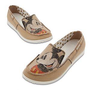 Lojas da Crocs em Orlando e na Disney: sapatos Mickey