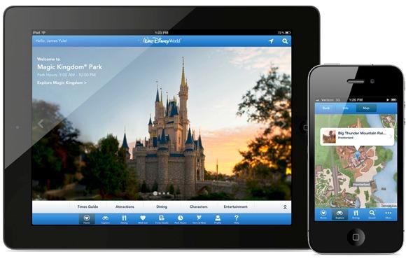 Aplicativos úteis para a Disney e Orlando 6